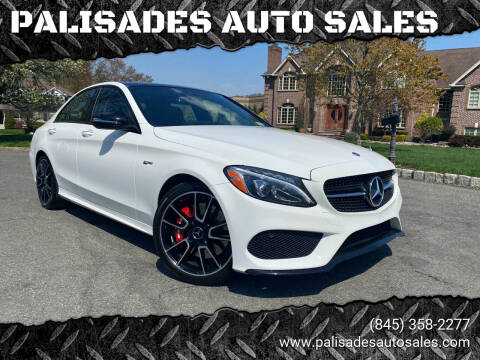 2018 Mercedes-Benz C-Class for sale at PALISADES AUTO SALES in Nyack NY