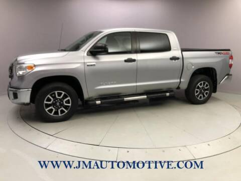 2015 Toyota Tundra for sale at J & M Automotive in Naugatuck CT