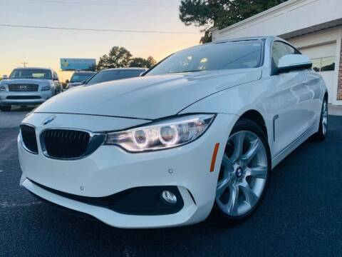 2015 BMW 4 Series for sale at North Georgia Auto Brokers in Snellville GA