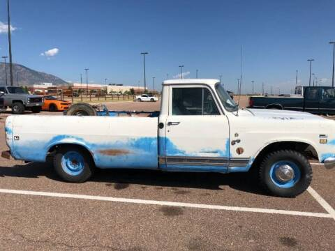 1971 International 1010 for sale at Classic Car Deals in Cadillac MI