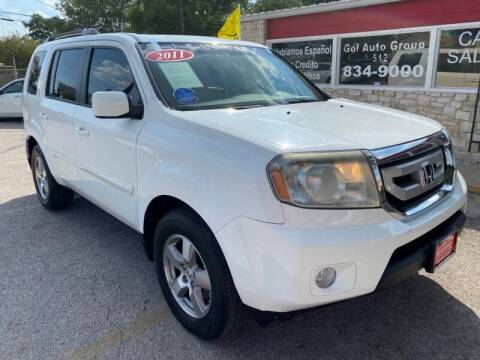 2011 Honda Pilot for sale at GOL Auto Group in Austin TX