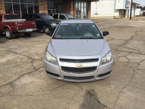 2012 Chevrolet Malibu for sale at Best Auto Sales in Baton Rouge LA