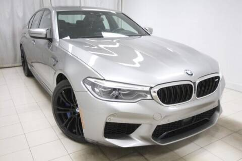 2018 BMW M5 for sale at EMG AUTO SALES in Avenel NJ