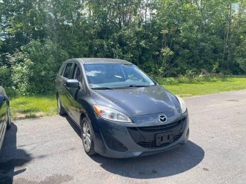 2012 Mazda MAZDA5 for sale at Noble PreOwned Auto Sales in Martinsburg WV