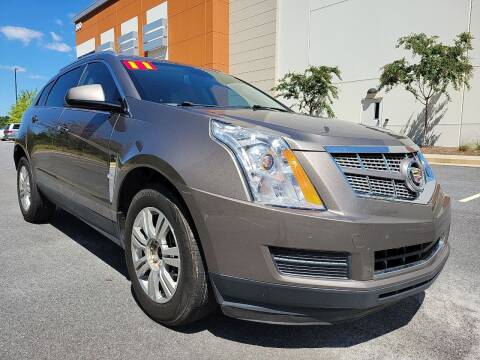 2011 Cadillac SRX for sale at ELAN AUTOMOTIVE GROUP in Buford GA