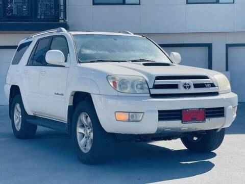 2005 Toyota 4Runner for sale at Avanesyan Motors in Orem UT