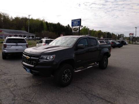 2017 Chevrolet Colorado for sale at Ripley & Fletcher Pre-Owned Sales & Service in Farmington ME