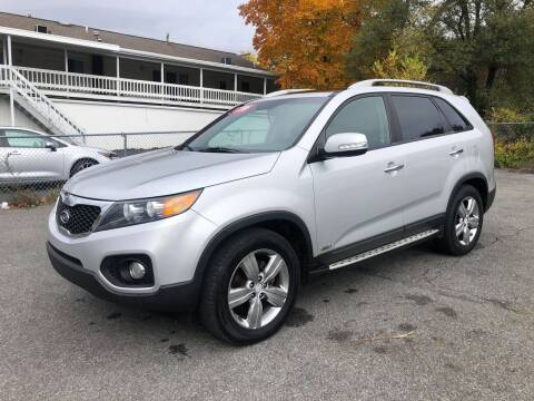 2012 Kia Sorento for sale at JB Auto Sales in Schenectady NY