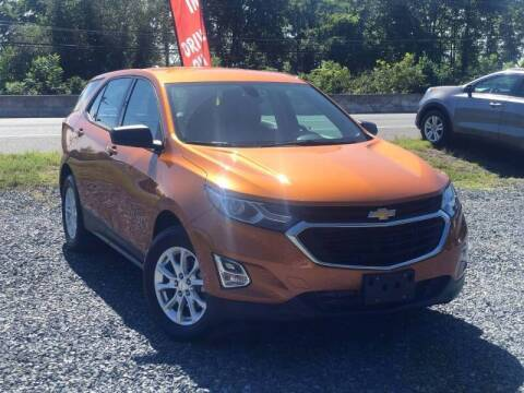 2018 Chevrolet Equinox for sale at A&M Auto Sales in Edgewood MD