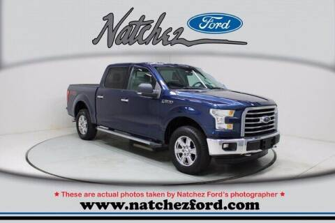 2016 Ford F-150 for sale at Auto Group South - Natchez Ford Lincoln in Natchez MS