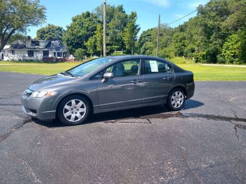 2009 Honda Civic for sale at Depue Auto Sales Inc in Paw Paw MI