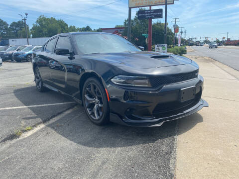 2019 Dodge Charger for sale at City to City Auto Sales in Richmond VA