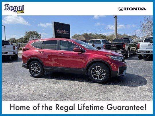 2021 Honda CR-V for sale in Lakeland, FL