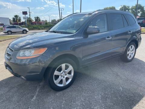 2008 Hyundai Santa Fe for sale at Modern Automotive in Boiling Springs SC