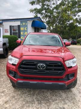 2018 Toyota Tacoma for sale at Mega Cars of Greenville in Greenville SC