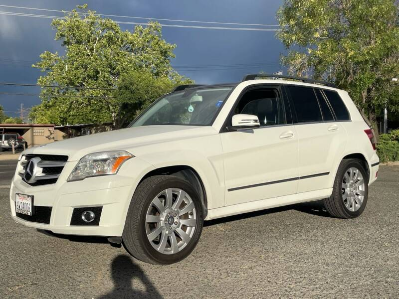 2012 Mercedes-Benz GLK for sale at All Cars & Trucks in North Highlands CA
