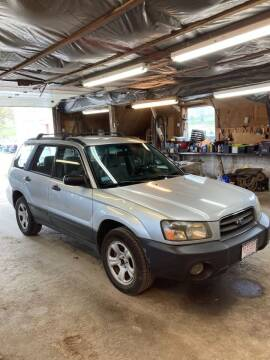 2004 Subaru Forester for sale at Lavictoire Auto Sales in West Rutland VT