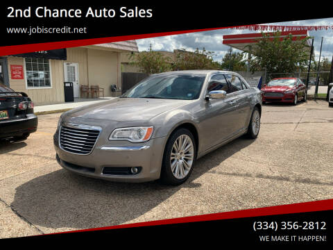 2014 Chrysler 300 for sale at 2nd Chance Auto Sales in Montgomery AL