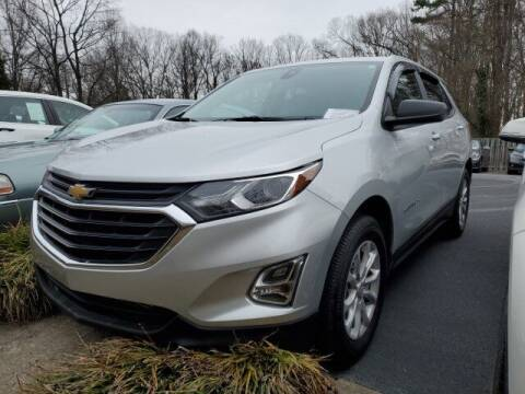 2020 Chevrolet Equinox for sale at Impex Auto Sales in Greensboro NC