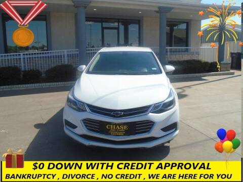 2017 Chevrolet Cruze for sale at Chase Auto Credit in Oklahoma City OK
