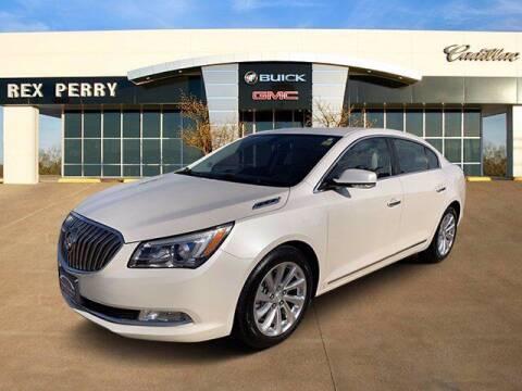 2014 Buick LaCrosse for sale at AutoJacksTX.com in Nacogdoches TX