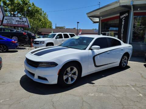 2016 Dodge Charger for sale at Imports Auto Sales & Service in San Leandro CA