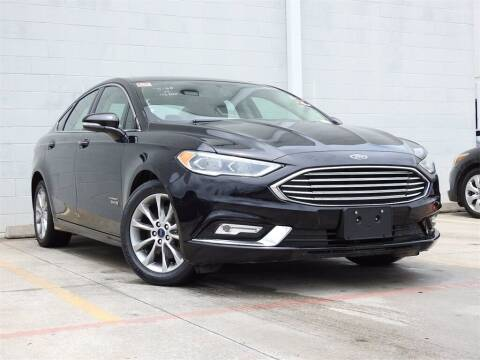 2017 Ford Fusion Energi for sale at Joe Myers Toyota PreOwned in Houston TX