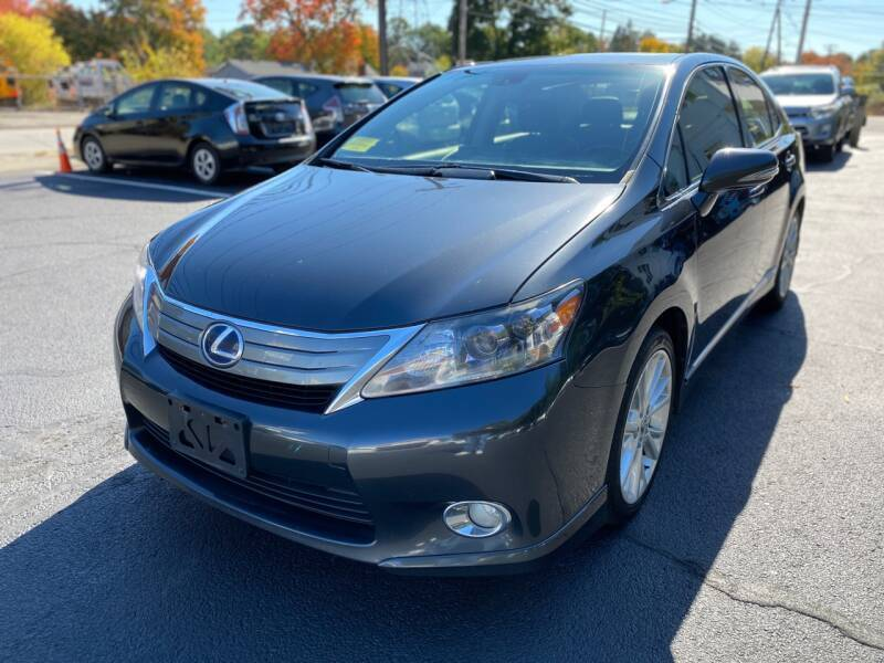 2010 Lexus HS 250h for sale at 1A Auto Sales in Walpole MA