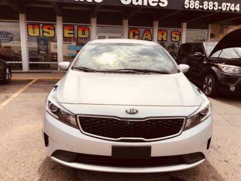2017 Kia Forte5 for sale at Daniel Auto Sales inc in Clinton Township MI