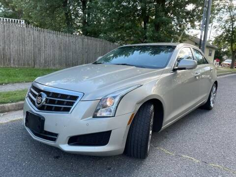 2013 Cadillac ATS for sale at Ultimate Motors in Port Monmouth NJ