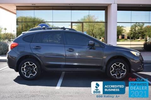 2013 Subaru XV Crosstrek for sale at GOLDIES MOTORS in Phoenix AZ