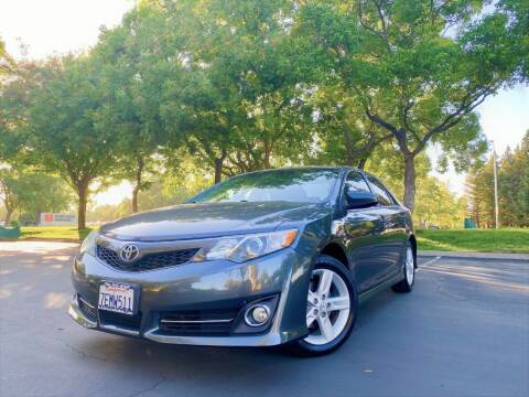 2013 Toyota Camry for sale at KAS Auto Sales in Sacramento CA
