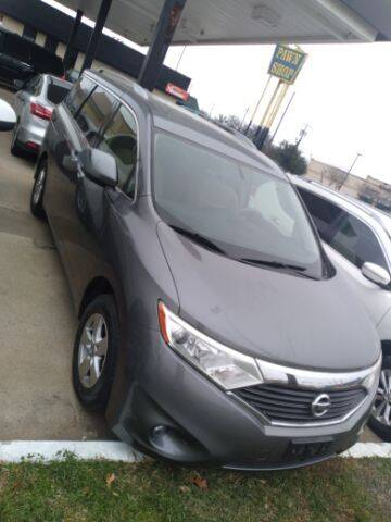 2016 Nissan Quest for sale at Auto Limits in Irving TX