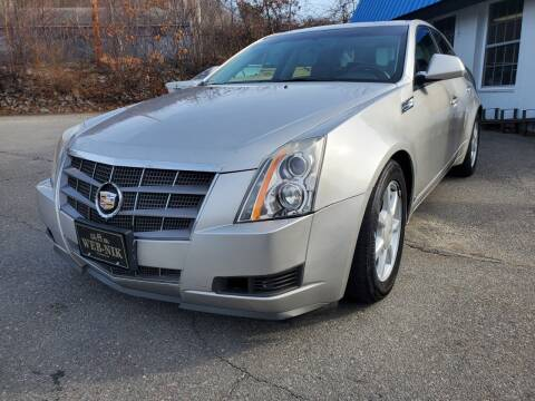 2008 Cadillac CTS for sale at WEB NIK Motors in Fitchburg MA