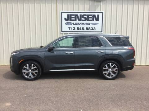 2020 Hyundai Palisade for sale at Jensen's Dealerships in Sioux City IA