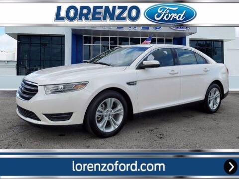 2019 Ford Taurus for sale at Lorenzo Ford in Homestead FL