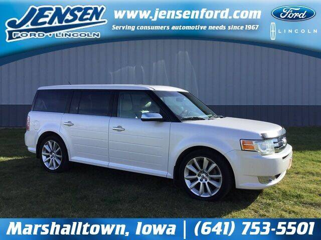 2012 Ford Flex for sale at JENSEN FORD LINCOLN MERCURY in Marshalltown IA