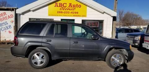 2007 Chevrolet TrailBlazer for sale at ABC AUTO CLINIC - Chubbuck in Chubbuck ID