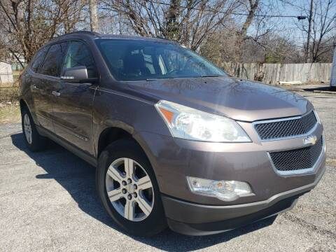 2009 Chevrolet Traverse for sale at speedy auto sales in Indianapolis IN