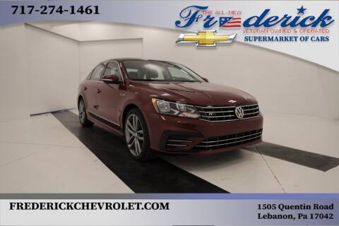 2017 Volkswagen Passat for sale at Lancaster Pre-Owned in Lancaster PA