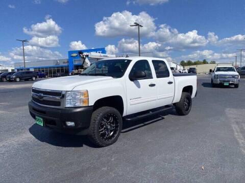 2012 Chevrolet Silverado 1500 for sale at DOW AUTOPLEX in Mineola TX