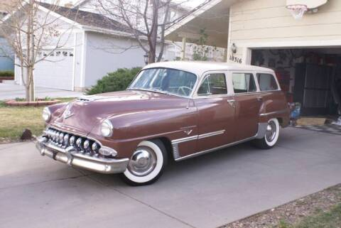 1953 Desoto Firedome for sale at Classic Car Deals in Cadillac MI