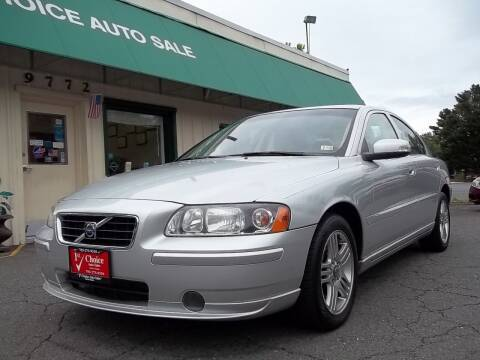 2008 Volvo S60 for sale at 1st Choice Auto Sales in Fairfax VA