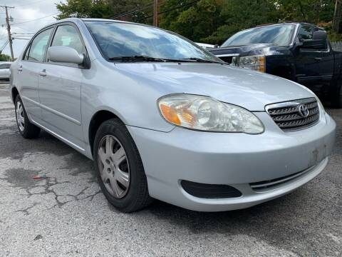 2006 Toyota Corolla for sale at Auto Warehouse in Poughkeepsie NY