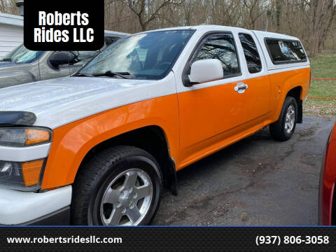 2012 Chevrolet Colorado for sale at Roberts Rides LLC in Franklin OH