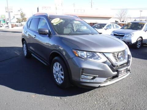 2018 Nissan Rogue for sale at Budget Auto Sales in Carson City NV