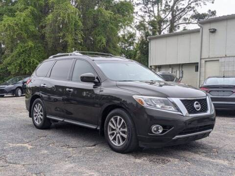 2015 Nissan Pathfinder for sale at Nu-Way Auto Ocean Springs in Ocean Springs MS