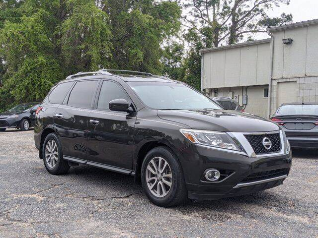 2015 Nissan Pathfinder for sale at Nu-Way Auto Ocean Springs in Ocean Springs MS