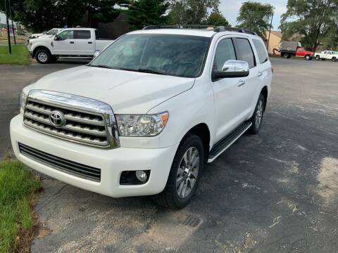 2017 Toyota Sequoia for sale at Stein Motors Inc in Traverse City MI