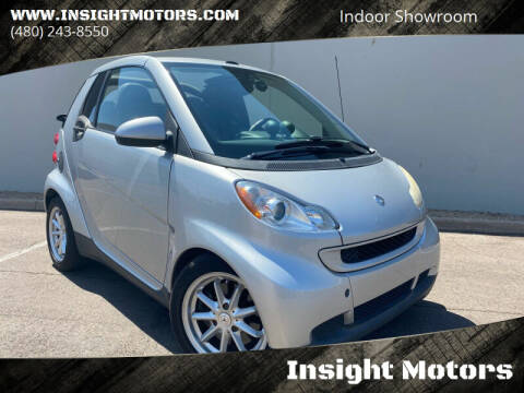 2008 Smart fortwo for sale at Insight Motors in Tempe AZ